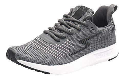 SelfieGo Herren Laufschuhe Atmungsaktiv Sportschuhe Turnschuhe Trainers Running Fitness Sneakers (Beinhaltet EIN Paar zusätzliche Einlegesohlen)