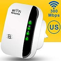 USBNovel 300Mbps WiFi Range Extender