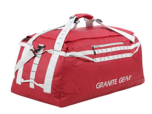 Granite Gear 36' Duffel Collapsible Unisex Redrock/Chrome