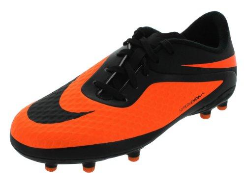 Nike JR HYPERVENOM PHELON FG orange - 1
