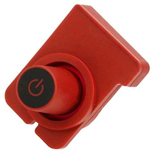 Botón encendido y apagado para máquina Nespresso Krups ESSENZA