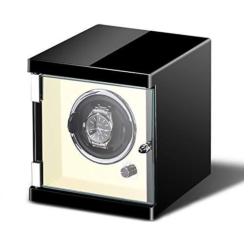 Reloj Windoer - Smart Watch Shaker Shaker Mechanical Watch Dispositivo de bobinado automático Luz de hogar Lujo Colorido Atmósfera Light Watch Caja de Almacenamiento Organizador