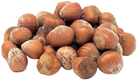 NUTS U S Oregon Hazelnuts In shell Whole Raw and Unsalted No Added Flavor and NON GMO Fresh product image