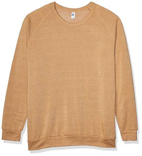 Alternative Herren Champ Fleece Sweatshirt, Eco True Camel, 3X