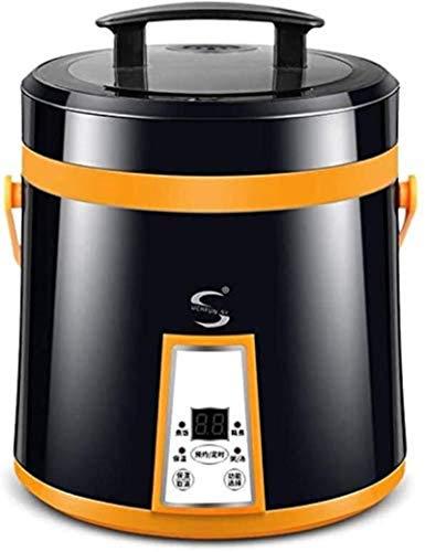 Cocina de arroz, aleación de aluminio Mini Liner antiadherente Liner de acero inoxidable El grano está lleno y sabe más fragante 1.6L (clase de energía A)