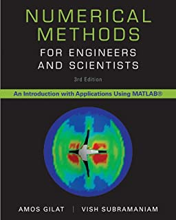 Best numerical methods in engineering with matlab solutions Reviews