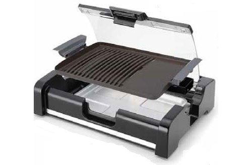 plata 24/x 21/x 36/cm Zephir zhc1600/Robot de cocina multifunci/ón acero
