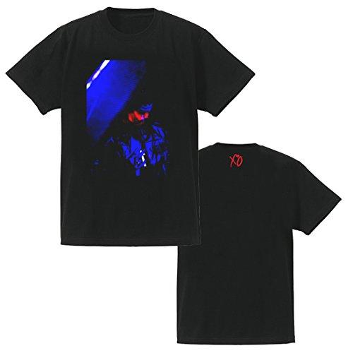 The Weeknd: Starboy P1 Shirt - Black