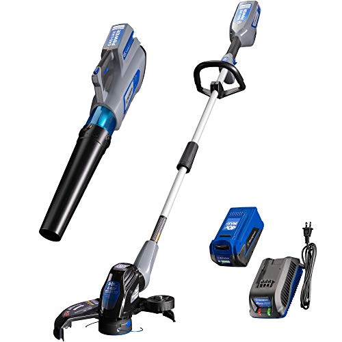 Purchase Westinghouse 40V Cordless String Trimmer/Edger and Leaf Blower, 2.0 Ah Battery and Charger ...