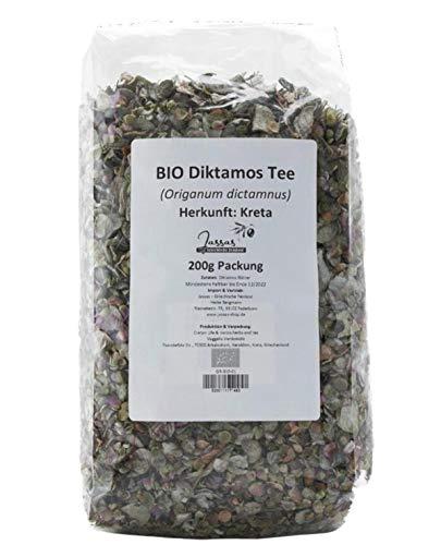 BIO-Diktamos Tee von Kreta 200g Packung Jassas-Shop