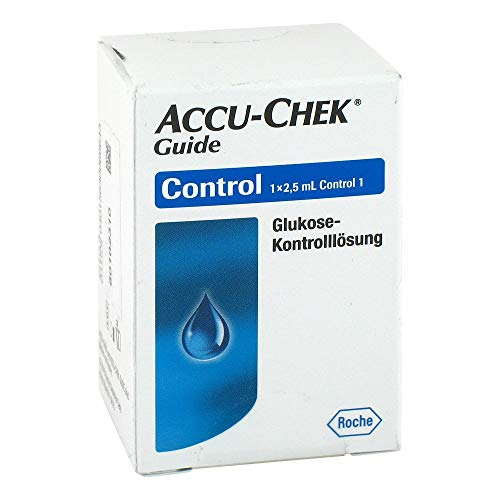 Accu-Chek Guide Kontrolllösung