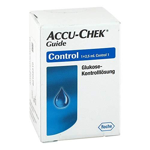 ACCU CHEK Guide Kontrolllösung 1X2.5 ml