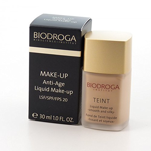 Biodroga Anti-Age Liq. Make up 04 bronze tan 30 ml