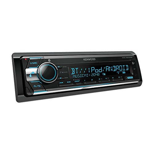 Kenwood Electronics KDC-X5100BT 200W Bluetooth Zwart autoradio