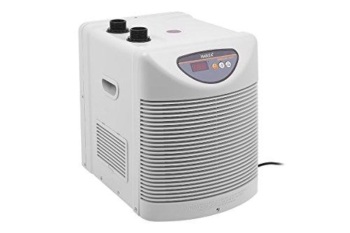 Durchlaufkühler Hailea Ultra Titan 500 (HC300=395Watt Kälteleistung) - White Special Edition