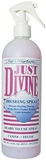Chris Christensen Just Divine Brushing Spray,16 fl. oz.