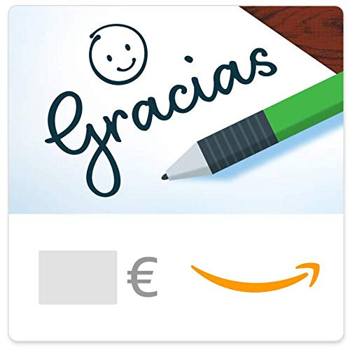 Cheques Regalo de Amazon.es - E-mail - Nota de agradecimiento