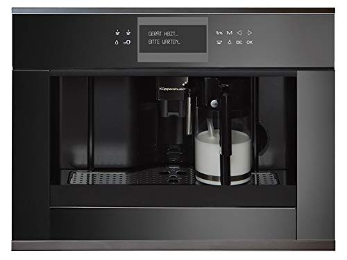 Küppersbusch CKV 6550.0 S2 K-Series. 5 Einbau-Kaffeevollautomat Schwarz
