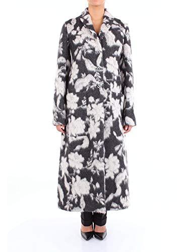 Jil Sander Luxury Fashion Damen JSWN127505JN210560BLACKWH Schwarz Wolle Mantel | Jahreszeit Outlet