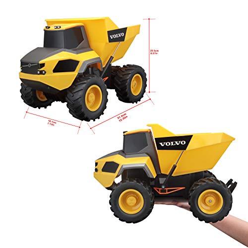 RC Auto kaufen LKW Bild 6: Maisto 582056 Fahrzeug mit Fernbedienung, gelb*