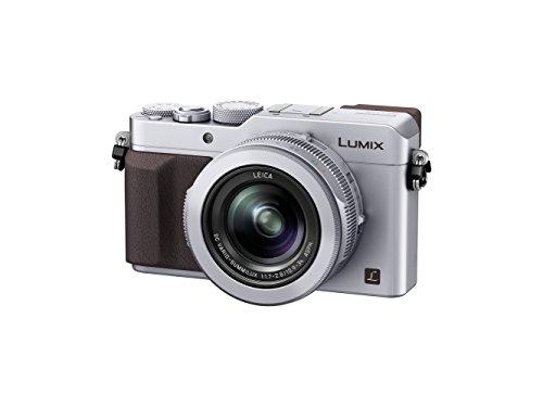 Panasonic Lumix DMC-LX100 - Cámara fotográfica Digital (16,84 Mpx, Zoom óptico 3X) (Importado), Negro/Silver