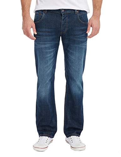 MUSTANG Herren Regular Fit Michigan Straight Jeans