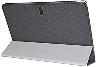 【2020新品】Teclast P10SEケース タブレット ケース【YML】超薄型 超軽量 高級感 PU レザー ケース 耐衝撃 キズ防止 スタンド機能付き 全面保護型 Teclast P10SE 専用 スマートカバー(ブラック)