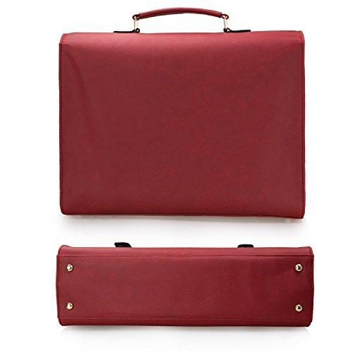 Estarer Women Laptop Messenger Bag