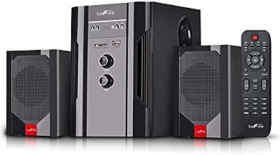 beFree Sound BFS-22 2.1 Channel Bluetooth Speaker