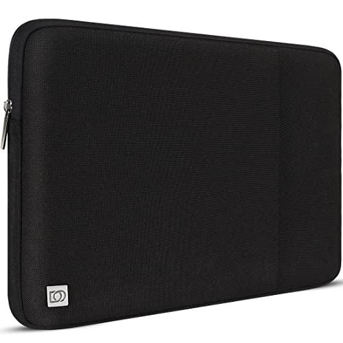 DOMISO Custodia impermeabile da 11,6 pollici, per Microsoft Surface Pro 6/12,9', iPad Pro/Dell XPS 13/Huawei MateBook 13/ASUS/Samsung, colore: Nero