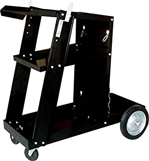 (Best tools) UNIVERSAL WELDING CART W/TANK STORAGE FOR MIG 100 131 135 MAG ARC 100 200 250