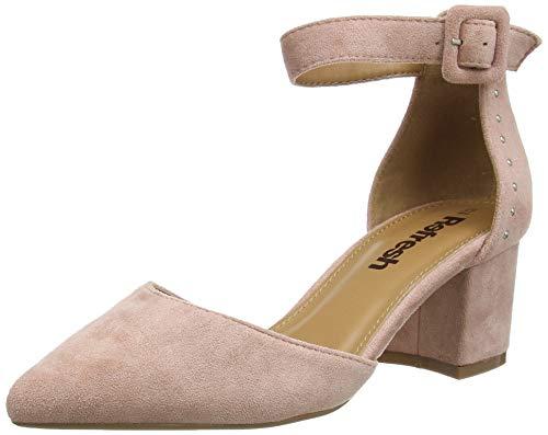 Refresh 69513.0, Zapatos con Tira de Tobillo Mujer, Rosa (Nude Nude), 40 EU