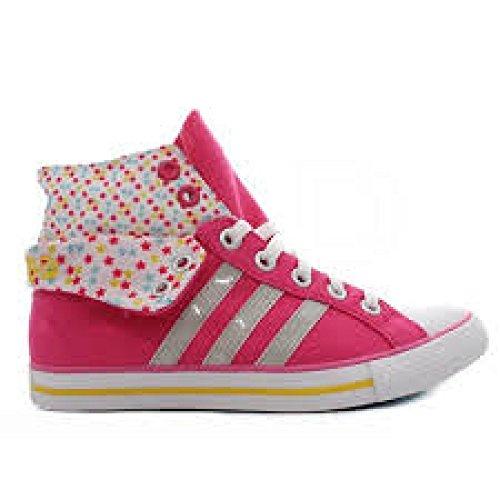 Bbneo Stripes Cv Mid K - Zapatillas altas para niña