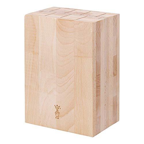 Opinel 254565 Messerblock, Holz