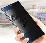 Wangyy [Paquete de 3] Película Protectora de Pantalla de privacidad 2019 para Samsung Galaxy Note 10 Plus HD Full Cover Hydrogel Película Protectora antirrobo-Nota 10 más_Película de hidrogel