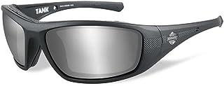 HARLEY-DAVIDSON Sonnenbrille Motorradbrille Schaumeinsatz Versch.Ausführungen, Smoke Grey Silver Flash