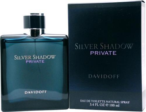 Davidoff Silver Shadow Private, homme/man, Eau de Toilette, 100 ml