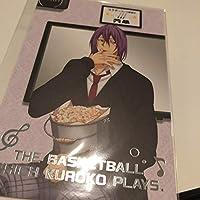 黒子のバスケ 紫原 敦 箔押しポストカード コラボ カラオケの鉄人 ルーム限定特典 ポストカード