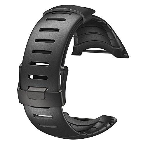 SUUNTO Core Standard all, Cinturino Unisex, Nero, Taglia Unica