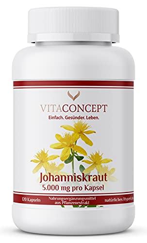 VITACONCEPT UG & Co.KG -  Johanniskraut I Der
