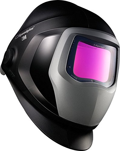 3M Speedglas Welding Helmet 9100 06-0100-30SW, with ADF 9100XX, 1 EA/Case