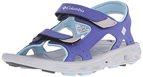 Columbia Columbia YOUTH TECHSUN VENT, Jungen Wandersandalen , Violett - Purple (546) - Größe: 38 EU