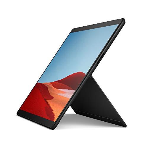 """Microsoft Surface Pro X Computer Portatile 2-in-1, 13"""", 8 GB RAM - 128 GB SSD, Nero"""