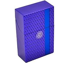 STRIR Caja de Cigarrillo,Cigarette Case de plástico Duro (F ...