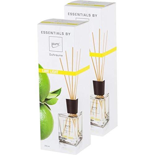 Essentials by Ipuro 200ml Lime Light (2er Pack)