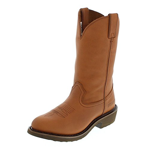 Durango Boots Pull-ON 27602 D Tan/Herren Westernreitstiefel Braun/Work Boot/Reitstiefel/Farm & Ranch Boot, Groesse:44.5 (11 US)