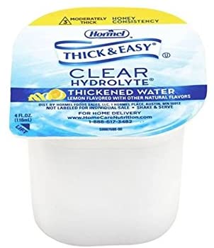 Hormel Thick Easy Hydrolyte Water Honey Consistency Choice Max 50% OFF Thickened