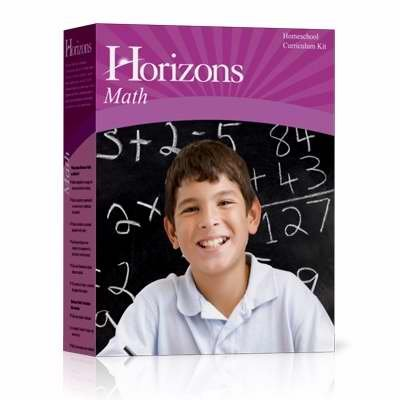 Download Horizons Mathematics Grade 4 Set (Lifepac) 0867178434