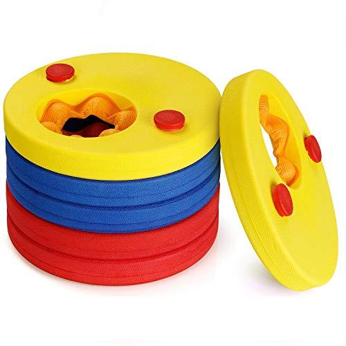 KOROSTRO Manguitos de natación para niños, Discos Flotante