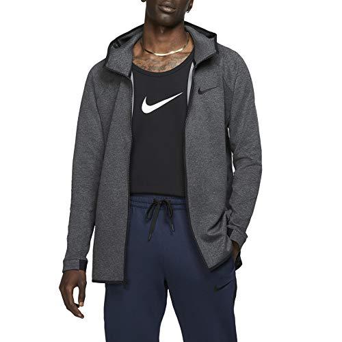 Nike Mens Therma Flex Showtime Hoodie Full Zip Mens AT3263-032 Size M